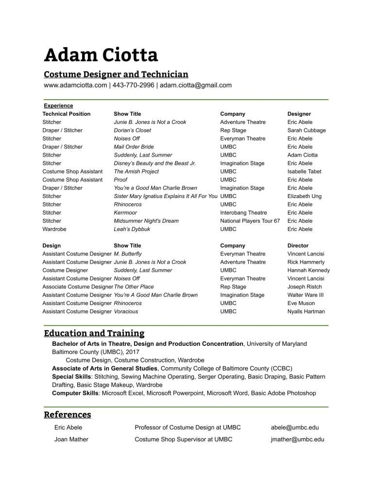 Resume - Google Docs-1